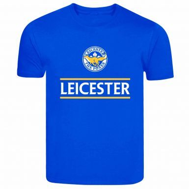 Kids Leicester Foxes T-Shirt