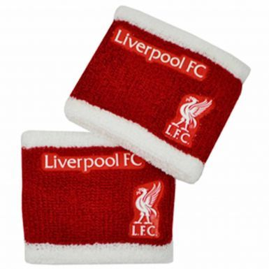 Liverpool FC Crest Wristbands