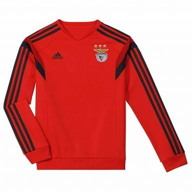 SL Benfica Kids Training Top by Adidas