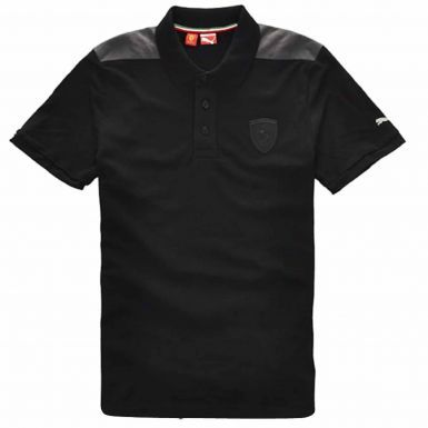Scuderia Ferrari F1 Mens Polo Shirt by Puma