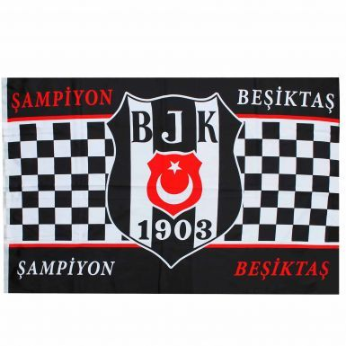 Giant Besiktas JK Crest Flag