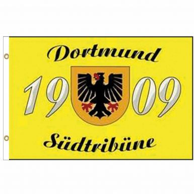 Borussia Dortmund 1909 Football Flag