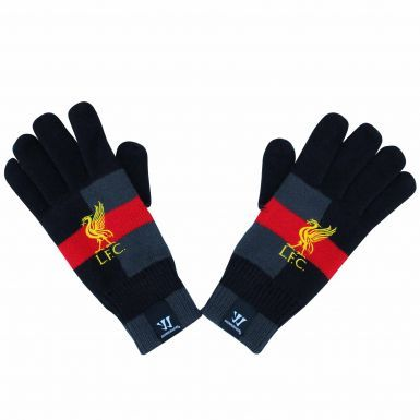 Liverpool FC Woolly Gloves by Warrior