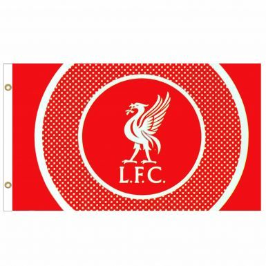 Official Liverpool FC Crest Flag