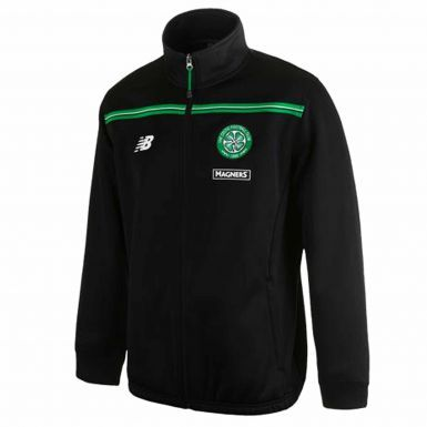 Official Celtic FC Zipped Walk Out Jacket
