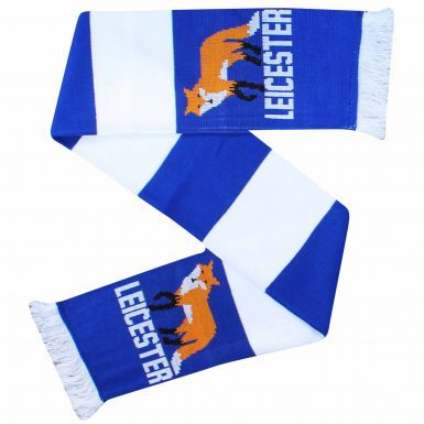 Leicester Foxes Bar Scarf