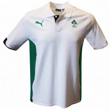 Ireland IRFU Rugby Polo Shirt
