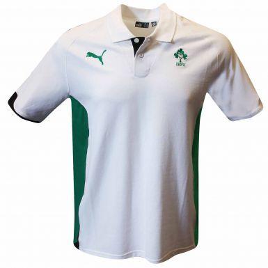 Ireland IRFU Rugby Polo Shirt