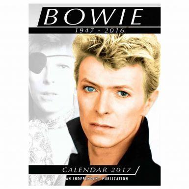 David Bowie Music Legend 2017 Calendar