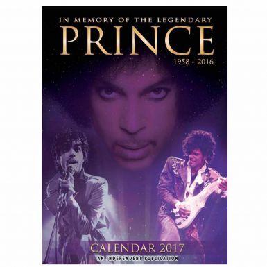 Prince Music Legend 2017 Calendar