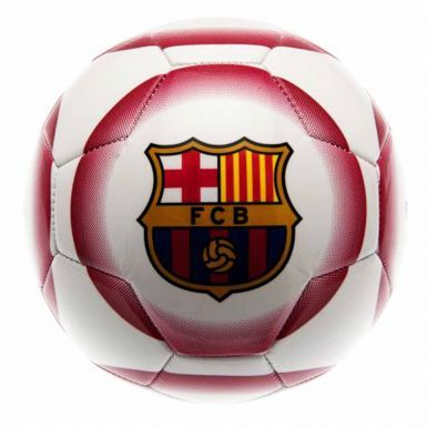 Official Barcelona FC Crest Soccer Ball Size 5