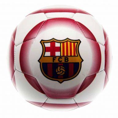Official Barcelona FC Crest Soccer Ball Size 5