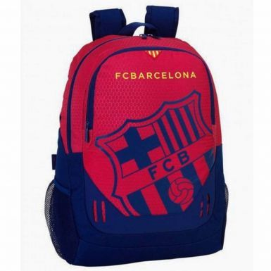 FC Barcelona Big Logo Crest Backpack