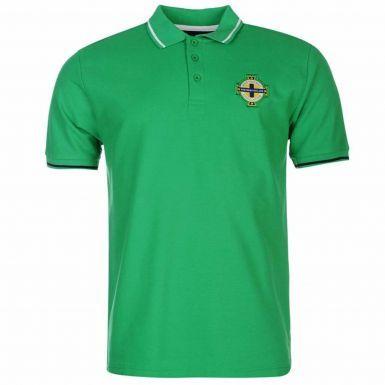 Northern Ireland Football Crest Polo Shirt
