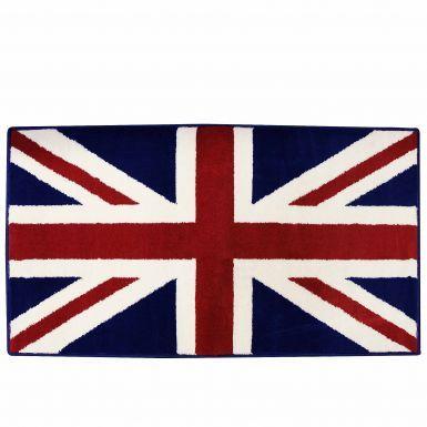 Union Jack Floor Rug (60cm x 110cm)