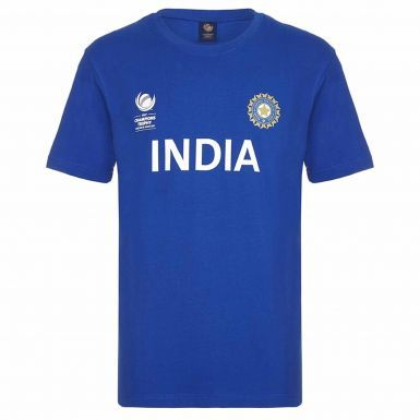 Official India Cricket ICC 2017 Champions Trophy T-Shirt