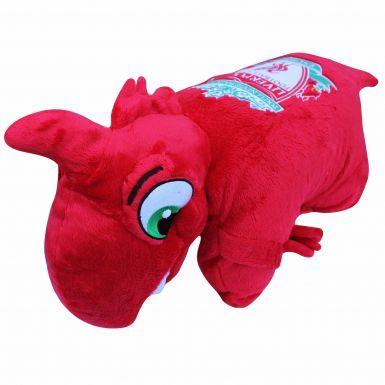 Liverpool FC Plush Mookie Pet Cushion