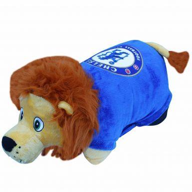 Chelsea FC Plush Mookie Pet Cushion