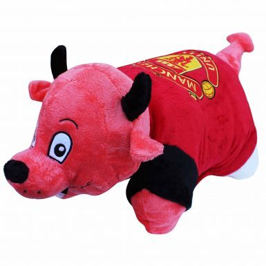 Manchester United Mookie Pet Cushion