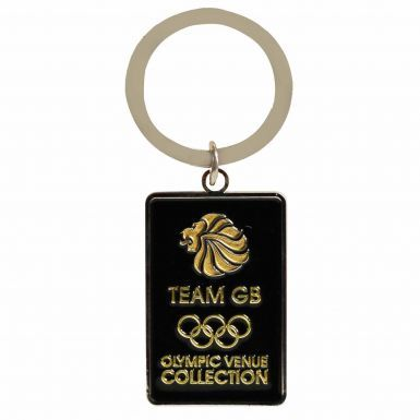 Official Team GB Logo Olympics Keyring