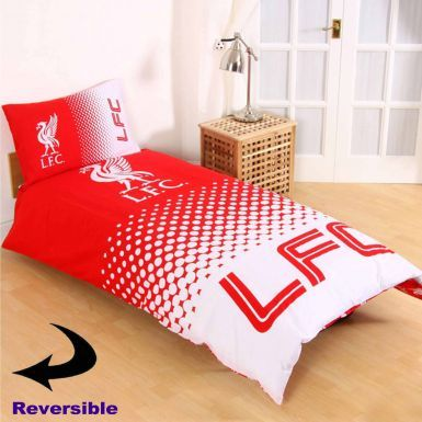 Liverpool FC Single Comforter Cover Set