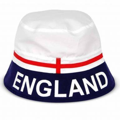England Reversible Bucket Sun Hat