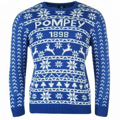Portsmouth FC Christmas Jumper