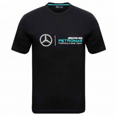 Mercedes Petronas AMG F1 Mens Logo T-Shirt