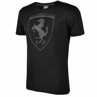 Scuderia Ferrari F1 Mens Logo T-Shirt by Puma