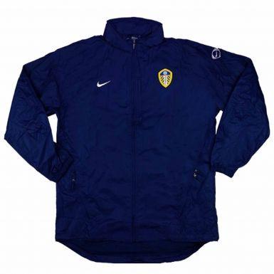 Leeds United Windbreaker & Rain Jacket by Nike