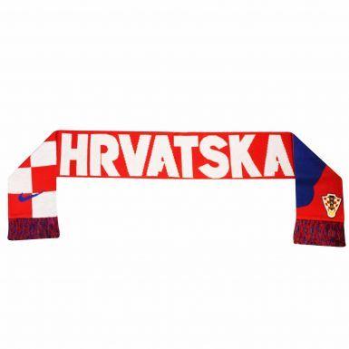 Croatia Hrvatska Football Fans Scarf by Nike