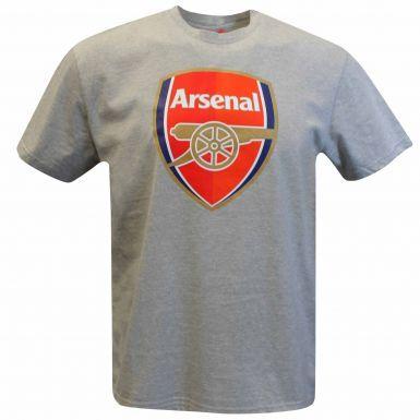Official Arsenal FC Crest Soccer T-Shirt