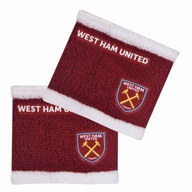 West Ham United Crest Wristbands