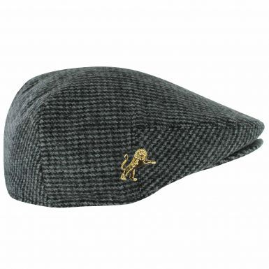 Millwall Lion Crest Heritage Style Flat Cap