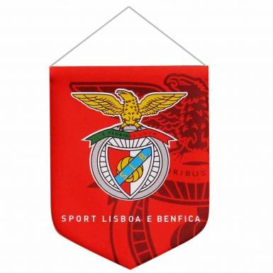 SL Benfica Mini Pennant for Cars