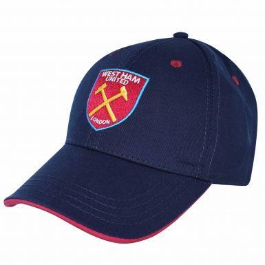Official West Ham United Baseball Cap