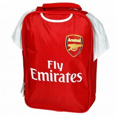 Arsenal FC Crest Lunch Bag