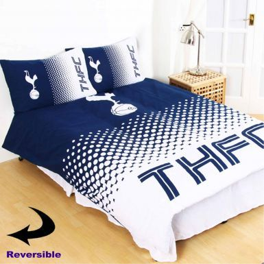Reversible Spurs Double Duvet Cover Set