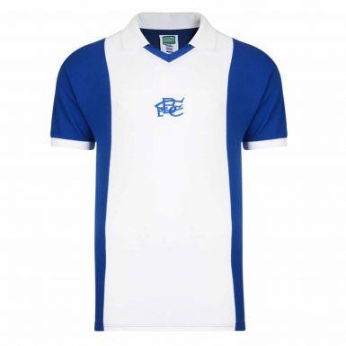 Birmingham City Crest 1970's Classic Retro Shirt