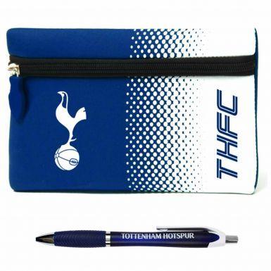 Spurs Pencil Case & Easy Grip Pen Set