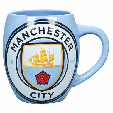 Manchester City Crest Tea Tub Mug