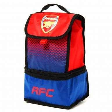 Arsenal FC Crest Insulated Lunch Bag