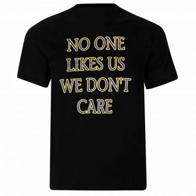 Millwall Lions No One Likes Us T-Shirt
