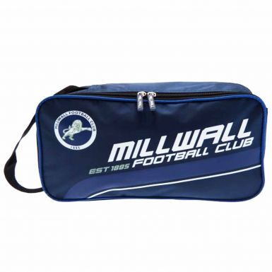 Official Millwall FC Crest Bootbag