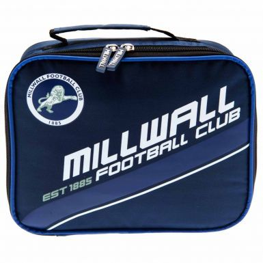 Official Millwall FC Crest Lunch Bag