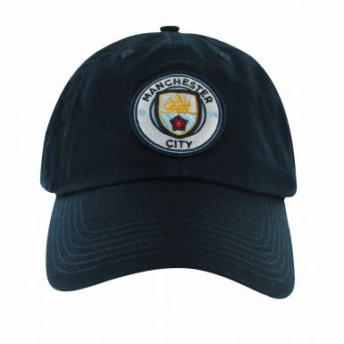 Official Manchester City Crest Baseball Cap