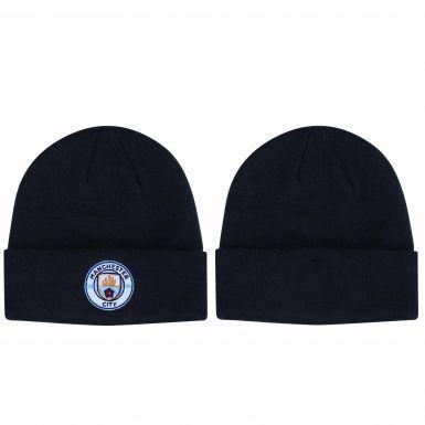 Official Manchester City Crest Bronx Hat
