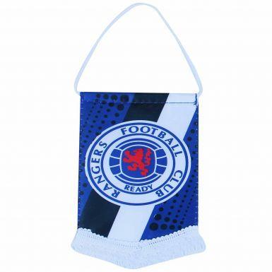 Rangers FC Crest Mini Pennant