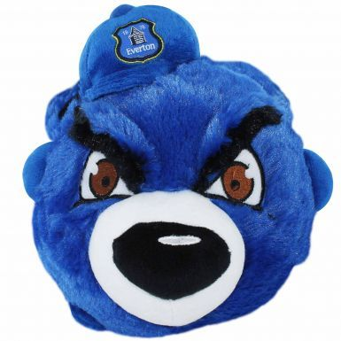 Everton FC Plush Angry Bear Toy Mascot