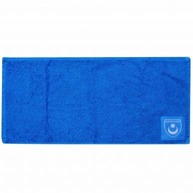 Portsmouth FC Crest Bar Towel